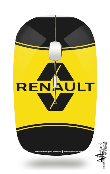 Renault Sports for Wireless optical mouse with usb receiver