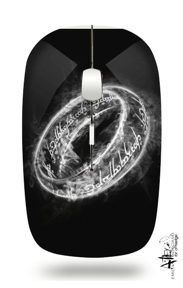Ring Smoke for Wireless optical mouse with usb receiver