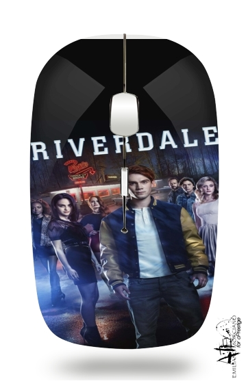 RiverDale Tribute Archie for Wireless optical mouse with usb receiver