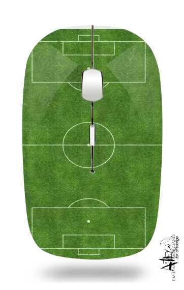 Soccer Field for Wireless optical mouse with usb receiver