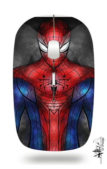 Spidey for Wireless optical mouse with usb receiver