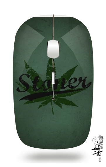 Stoner for Wireless optical mouse with usb receiver