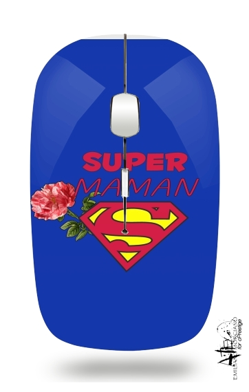 Super Maman for Wireless optical mouse with usb receiver