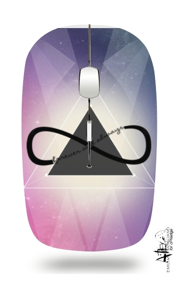 Swag Triangle Infinity for Wireless optical mouse with usb receiver