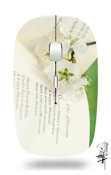 The Blossom for Wireless optical mouse with usb receiver