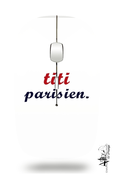 titi parisien for Wireless optical mouse with usb receiver
