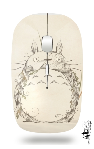 Poetic Creature for Wireless optical mouse with usb receiver