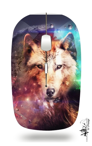 Wolf Imagine for Wireless optical mouse with usb receiver