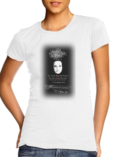 woment 13 Reasons why K7  T-Shirts