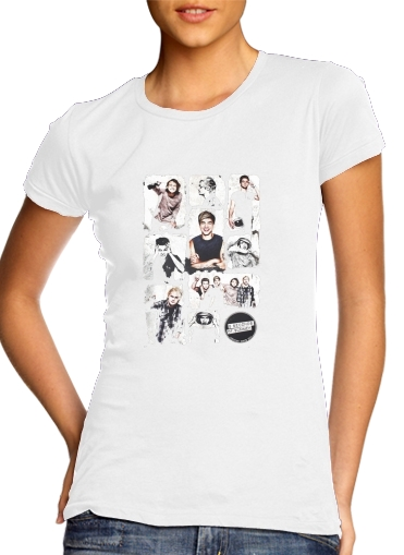 woment 5 seconds of summer T-Shirts