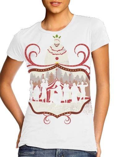 American circus for Women's Classic T-Shirt