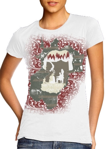 American murder house for Women's Classic T-Shirt