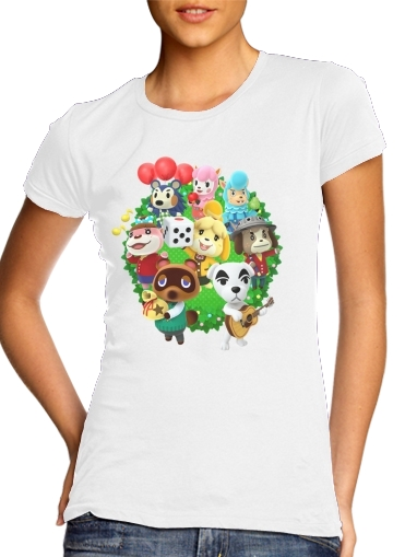 T-Shirts Animal Crossing Artwork Fan