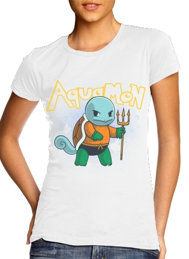 woment Aquamon T-Shirts