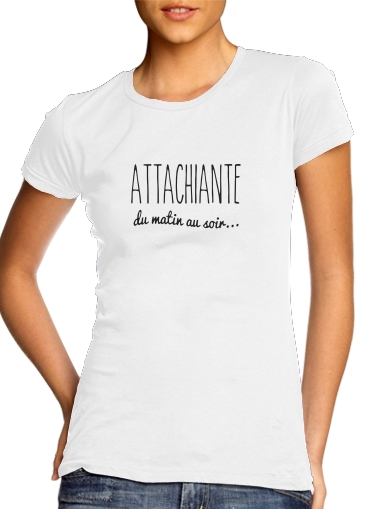 woment Attachiante du matin au soir T-Shirts