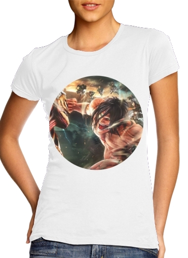 Attack on titan - Shingeki no Kyojin for Women's Classic T-Shirt