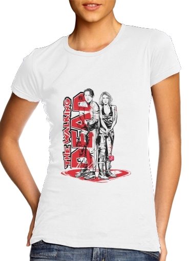 Be my Valentine TWD for Women's Classic T-Shirt