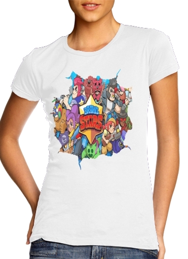 woment Brawl stars T-Shirts