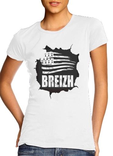T-Shirts Breizh Bretagne