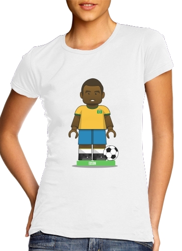 T-Shirts Bricks Collection: Brasil Edson