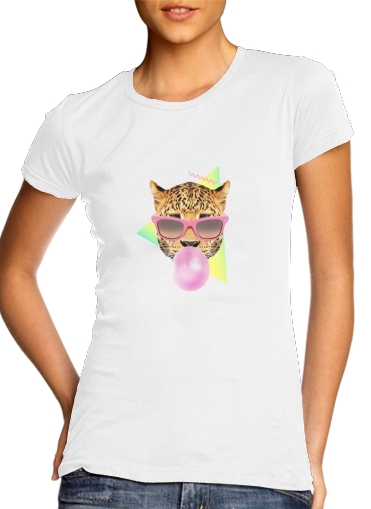 woment Bubble gum leo T-Shirts