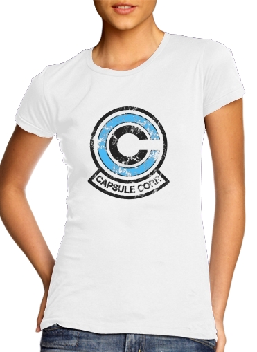 Capsule Corp for Women's Classic T-Shirt