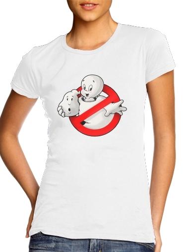 T-Shirts Casper x ghostbuster mashup