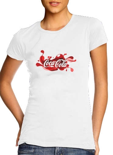 Coca Cola Rouge Classic for Women's Classic T-Shirt