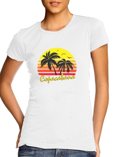 Copacabana Rio for Women's Classic T-Shirt