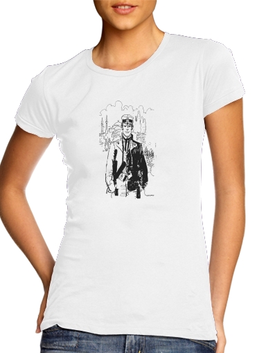Corto Maltes Fan Art for Women's Classic T-Shirt