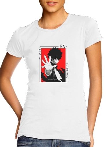 T-Shirts Dabi Hand Warning