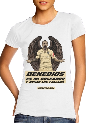 Dario Benedios - America for Women's Classic T-Shirt