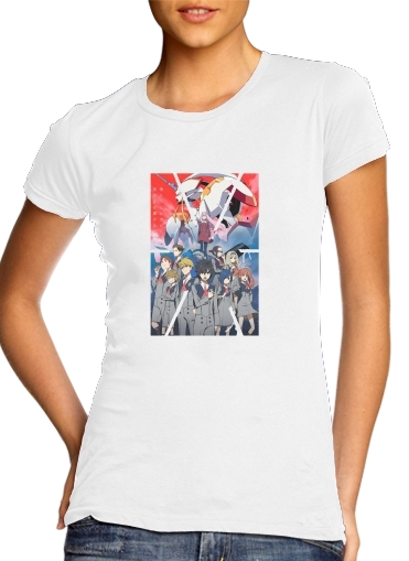 woment darling in the franxx T-Shirts