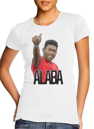 David Alaba Bayern for Women's Classic T-Shirt