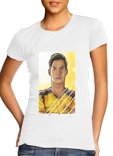 woment Diego Lainez America T-Shirts