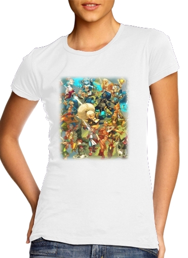 Dofus X Wakfu Fan Art All Classes for Women's Classic T-Shirt
