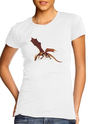 Dragon Attack for Women's Classic T-Shirt