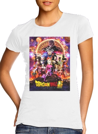 Dragon Ball X Avengers for Women's Classic T-Shirt