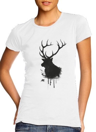 woment Elk T-Shirts