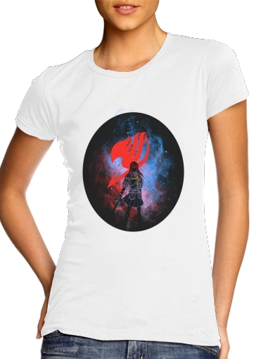 woment Erza Scarlett T-Shirts
