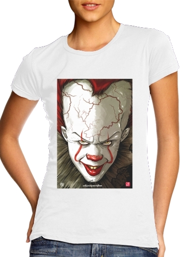 Evil Clown  for Women's Classic T-Shirt