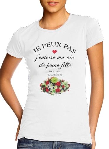 T-Shirts EVJF Cadeau enterrement vie de jeune fille