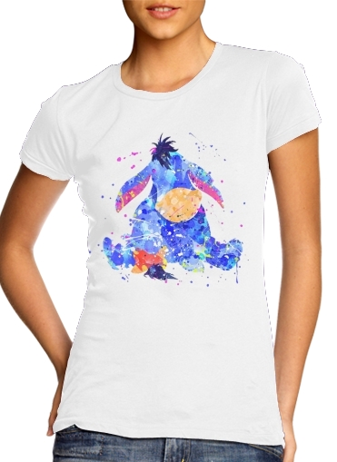 Eyeore Water color style for Women's Classic T-Shirt