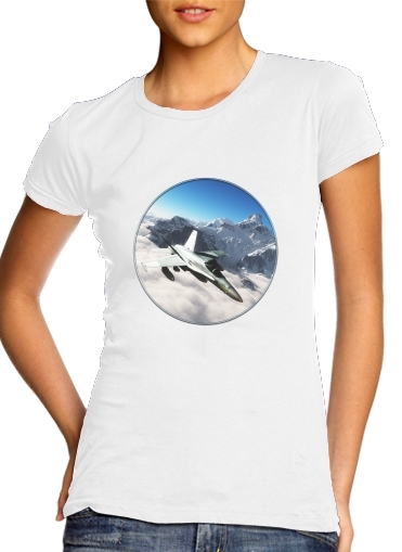 F-18 Hornet for Women's Classic T-Shirt