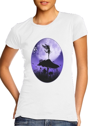 woment Fairy Silhouette 2 T-Shirts