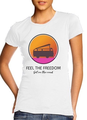 T-Shirts Feel The freedom on the road
