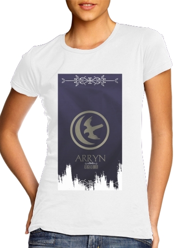 woment Flag House Arryn T-Shirts