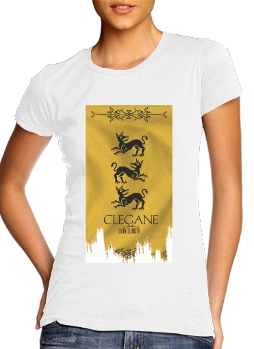 Flag House Clegane for Women's Classic T-Shirt