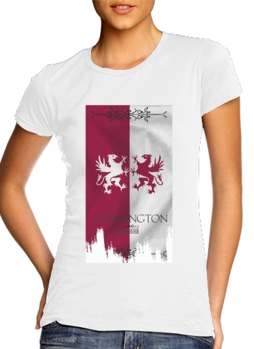 Flag House Connington for Women's Classic T-Shirt