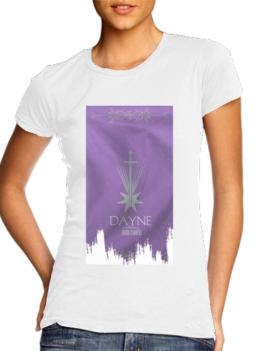 Flag House Dayne for Women's Classic T-Shirt